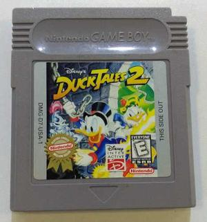 Ducktales 2 Game Boy Gb Cartucho Retromex Tcvg