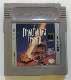 Final Fantasy Legend Game Boy Gb Cartucho Retromex Tcvg