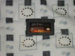 Game Boy Juego Harry Potter And The Goblet Of Fire