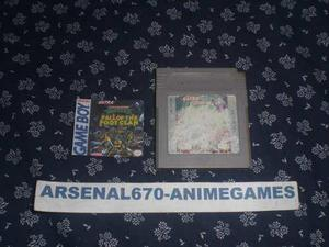 Game Boy Teenace Mutan Ninja Turtles Fall Of The Food Clan