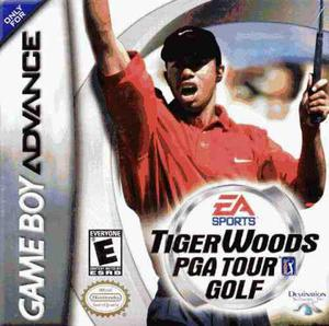 Golf Tiger Woods Pga Tour - Game Boy Advance