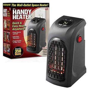 Handy Heater Calentador De Pared 350w Con Control Remoto
