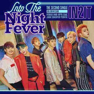 In2it Into The Night Fever Kpop Sencillo (ver. Club O Home)