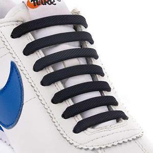 Inmaker No Tie Shoelaces Para Niños Y Adultos, Cordones Par