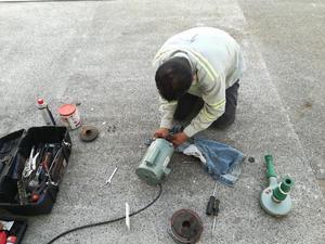 Instalación de bombas de agua, hidroneumaticos-