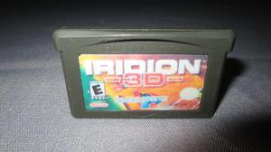 Iridion 3d Gba Gameboy Advance Compatible Nintendo Ds