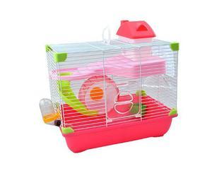 Jaula Para Hamster Land Sunny 35.5 X 24 X 33 Cm Envió