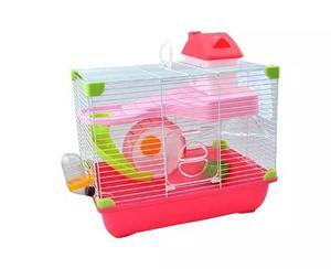 Jaula Para Hamster Land Sunny 35.5 X 24 X 33 Cm Oferta