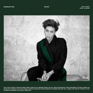 Jonghyun Base Mini Album Kpop Envio Gratis Random