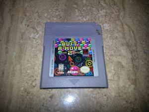 Juego Para Game Boy Bust A-move 2