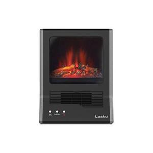 Lasko - Calentador De Cerámica Ultra Chimenea
