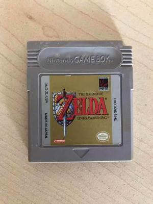 Legend Of Zelda Link's Awakening - Juego De Game Boy Gb