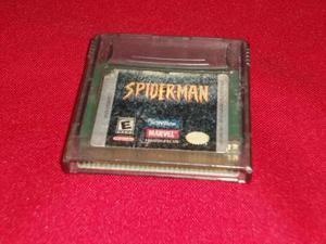 Longaniza Games * Game Boy Color Spiderman