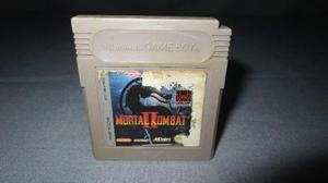 Mortal Kombat 2 Gameboy Compatible Con Gameboy Advance Y Sp