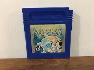 Pokemon Blue Version Para Gameboy / Gb Nintendo Buen Estado