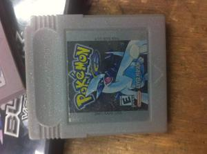 Pokemon Silver Version Game Boy