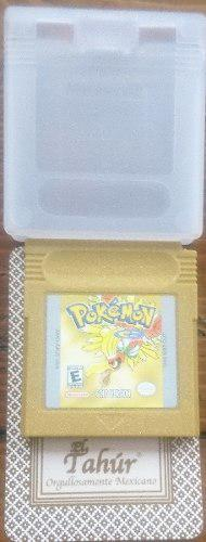 Pokémon Gold Original - Game Boy Color + Usado