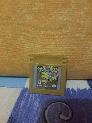 Pokémon Gold Version Nintendo Game Boy
