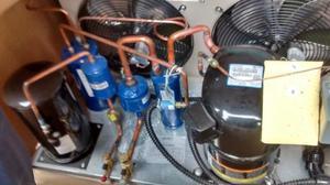 Reparacion de equipos y camaras de refrigeracion