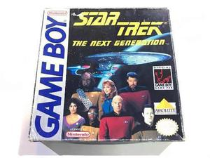Star Trek Next Generation Game Boy Gb Retromex Tcvg