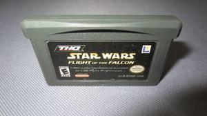 Star Wars Gba Flight Of The Falcon Gameboy Advance