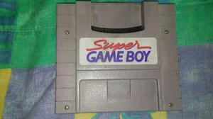 Super Gameboy Snes