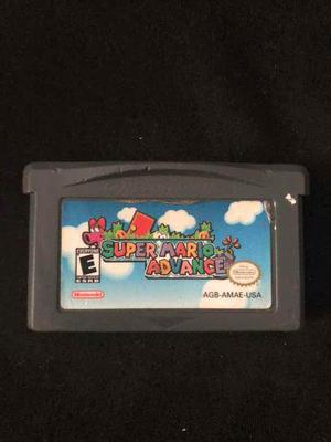 Super Mario Advance Nintendo Game Boy Advance Original