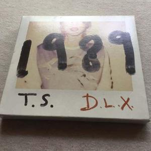 Taylor Swift - 1989 (deluxe) Cd Nuevo Sellado Envio Incluido
