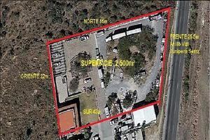 Terreno comercial en Renta en Querétaro