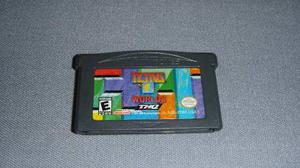 Tetris Worlds Gba Game Boy Advance Gba