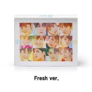 The Boyz 1er Mini Album The First (2 Versiones A Elegir)