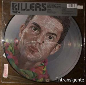 The Killers - Spaceman / Four Winds (lp Vinilo, Vinyl)