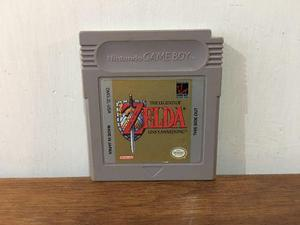 The Legend Of Zelda Link´s Awakening Para Game Boy / Gb