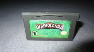 Wario Land 4 Gba Gameboy Advance Y Compatible Nintendo Ds