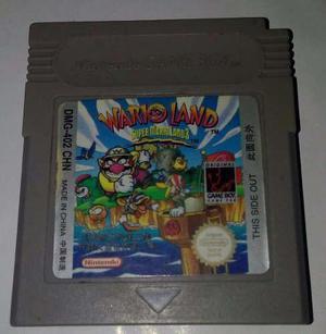 Wario Land Mario Land 3 Version China Gameboy