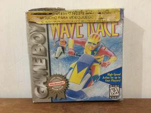 Wave Race Para Game Boy / Gb Nuevo Nintendo