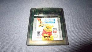 Winnie The Pooh Adventures Gameboy Color **juegazo**