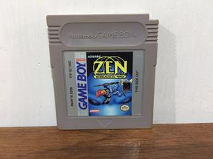 Zen Intergalactic Ninja Para Game Boy / Gb Excelente Estado
