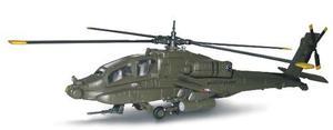 Apache Ejercito U.s.a Escala 1:55