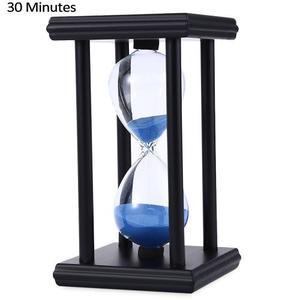 Azul - Timer Arena Reloj De Arena 30 Minutos Timer Arena Mad