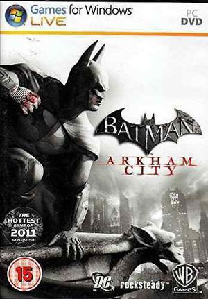 Batman Arkham City - Acción Videojuegos, Pc