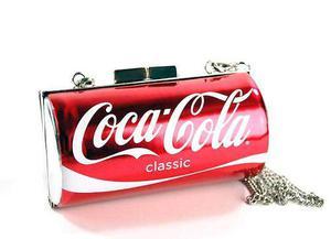 Bolsa De Mujer De Lata De Coca Cola Wondermolly