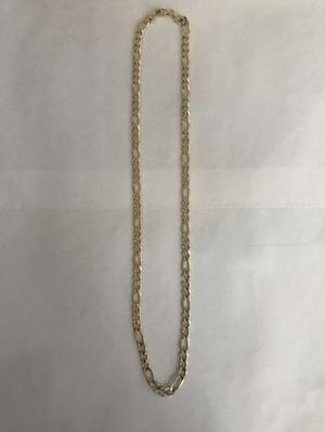 Cadena de oro 14 k tipo Cartier