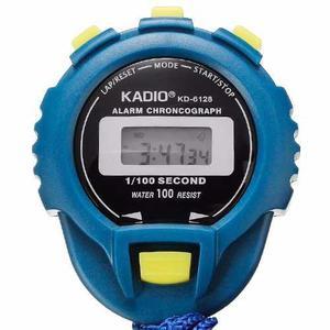 Cronómetro Deportivo Digital Profesional Con Alarma Y Reloj