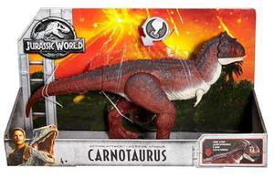 Dinosaurio Jurassic World Carnotaurus Nuevo Facturamos!!