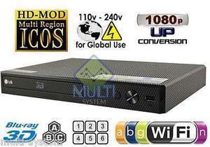 Disco De Blu-ray 3d Lg Bp550 Multi Zona Todos Región Free
