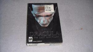 Dracula The Last Sanctuary Pc Juego Para Pc Excelente Estado