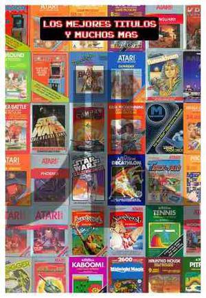 Emulador De Juegos Atari Para Pc Seleccionados Y Probados
