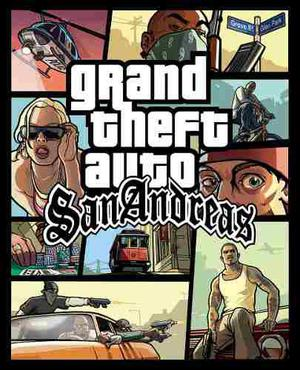 Grand Theft Auto: San Andreas - Pc Digital