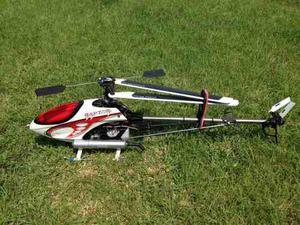 Helicoptero Rc Raptor 50 Seminuevo Sin Radio Ni Receptor